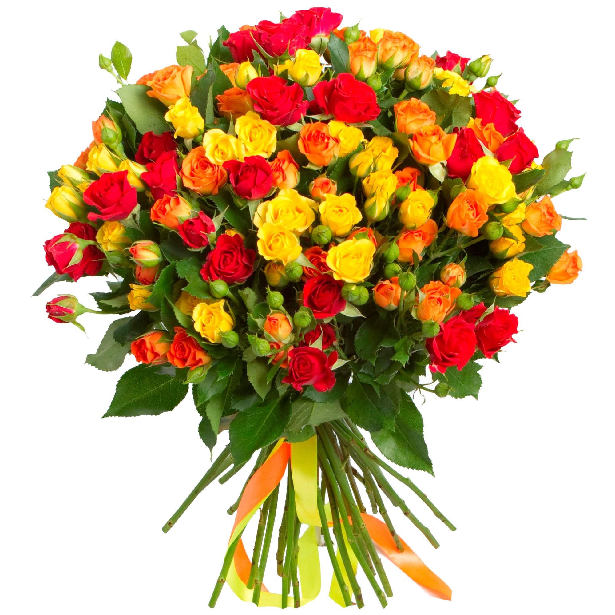Заказ цветов в белой калитве, цена цветов